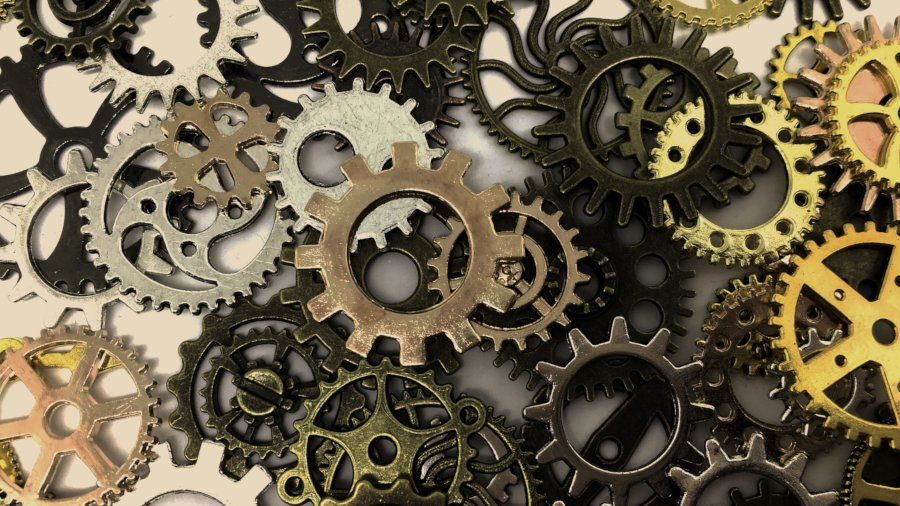 Engranes y máquinas